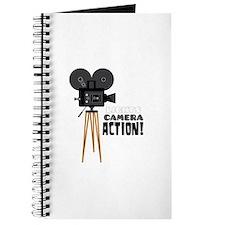 Lights Camera Action! Journal