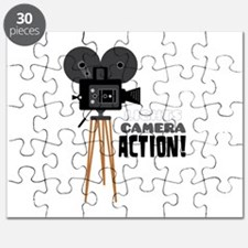 Lights Camera Action! Puzzle