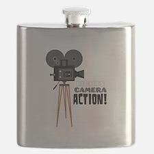 Lights Camera Action! Flask