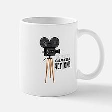 Lights Camera Action! Mugs