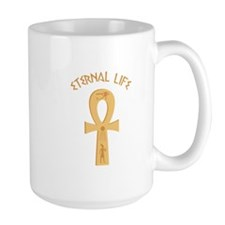 ETERNAL LIFE Mugs