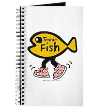 Tennie Fish - Walking Fish Journal