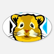 Hamster Decal