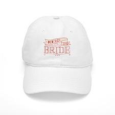 Bride 2015 October Baseball Baseball Cap