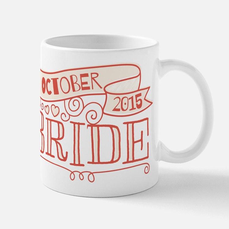 Bride 2015 October Mugs