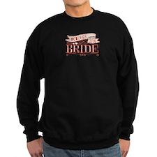 Bride 2015 October Sweatshirt