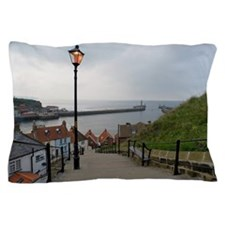 View from the 199 Church Steps in Whit Pillow Case