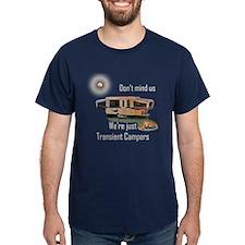 TRANSIENT CAMPER T-Shirt