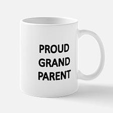 PROUD GRANDPARENT Mugs