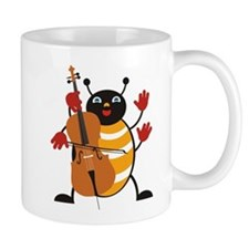 Cello Bug Mug