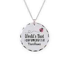World's Best Acupuncturist Necklace