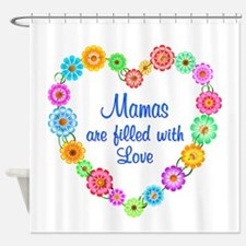 Mama Love Shower Curtain