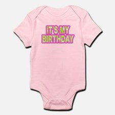 ITS MY BIRTHDAY Body Suit