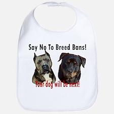 Say No To Breed Bans! Bib