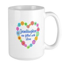 Granddaughter Love Mug