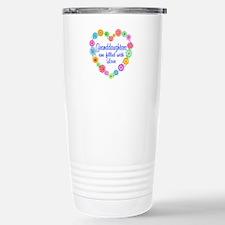 Granddaughter Love Travel Mug