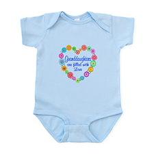 Granddaughter Love Infant Bodysuit