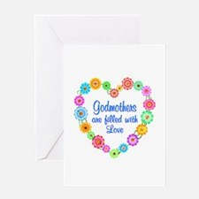 Godmother Love Greeting Card