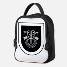 5th Special Forces Neoprene Lunch Bag