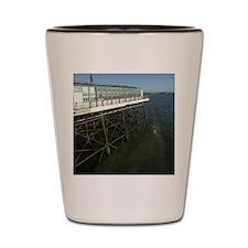Blackpool North Pier Shot Glass