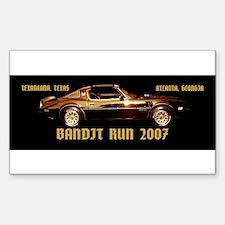 banditrunsticker_bumper Decal