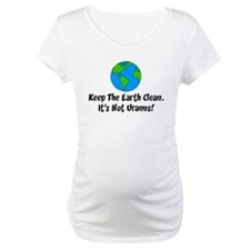 Keep The Earth Clean Shirt