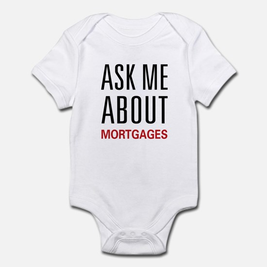 Ask Me Mortgages Infant Bodysuit