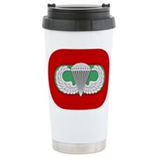 10th Special Forces Air Travel Mug