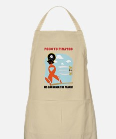 peggy's pirates Apron