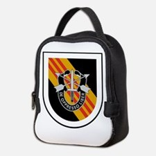 5th Special Forces Vietnam Neoprene Lunch Bag