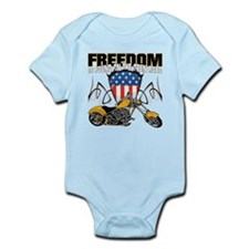 Freedom Chopper Infant Bodysuit