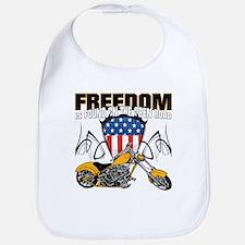 Freedom Chopper Bib