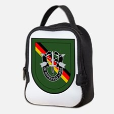 1st BN 10th Special Forces Neoprene Lunch Bag
