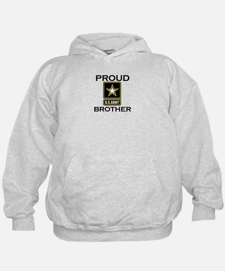 Proud Army Brother Hoodie