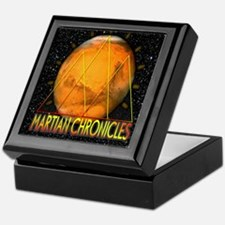 Martian Chronicles Keepsake Box