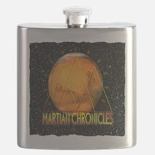 Martian Chronicles Flask