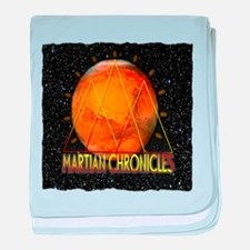 Martian Chronicles baby blanket