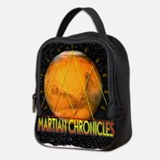 Martian Chronicles Neoprene Lunch Bag