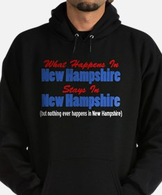 What Happens In New Hampshire Hoodie