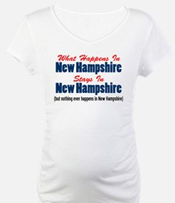 What Happens In New Hampshire Shirt