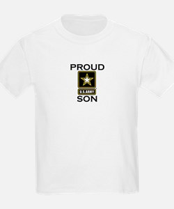 Proud Army Son T-Shirt