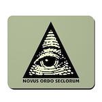Pyramid Eye Mousepad