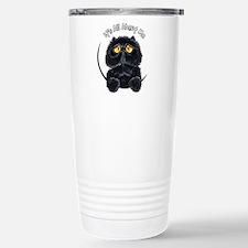 Black Persian IAAM Travel Mug
