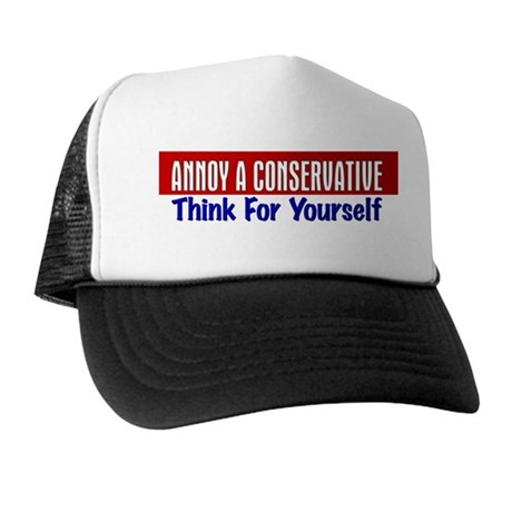 AAC Think For Yourself Trucker Hat