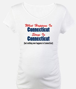 What Happens In Connecticut Shirt
