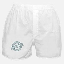 Made in 1974 Boxer Shorts