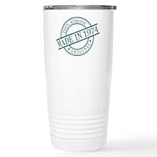 Made in 1974 Travel Mug
