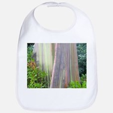 Rainbow Eucalyptus Tree Bib