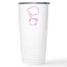 Think out of the box Travel Mug