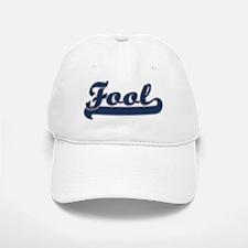 Fool Baseball Baseball Cap